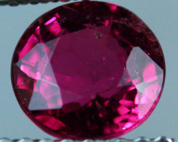 1.09 CT Excellent Cut AAA Mozambique Pink Tourmaline-PTA721