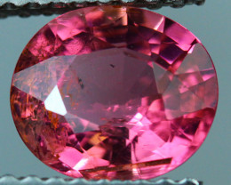 1.36 CT Excellent Cut AAA Mozambique Pink Tourmaline-PTA724