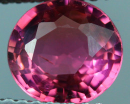 1.32 CT Excellent Cut AAA Mozambique Pink Tourmaline-PTA725