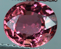 1.50 CT 8X7 MM Excellent Cut AAA Mozambique Pink Tourmaline-PTA731