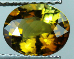 1.26 CT Excellent Cut AAA Mozambique Tourmaline-PTA733