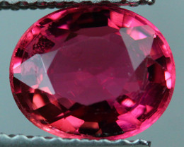 1.33 CT Excellent Cut AAA Mozambique Pink Tourmaline-PTA735