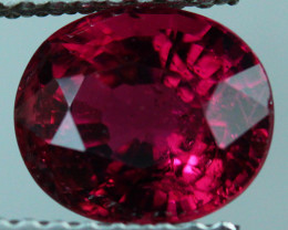 1.63 CT Excellent Cut AAA Mozambique Pink Tourmaline-PTA736