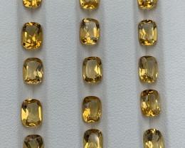 12.94 Carats Citrine  Gemstones