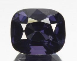 2.00 Cts Stunning Natural Cobalt Blue Spinel Cushion Cut Sri Lanka