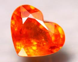 Spessartite Garnet 5.85Ct Natural Orange Spessartite Garnet D1204/B34