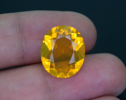 Rare 6.36 ct Mexican Fire Opal SKU.13