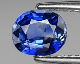1.04 Ct Ceylon Sapphire Exceptional Color Gemstone S4