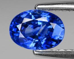 0.97 Ct Ceylon Sapphire Exceptional Color Gemstone S6