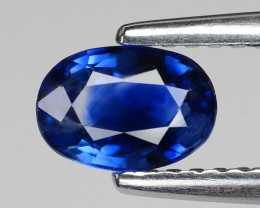 0.77 Ct Ceylon Sapphire Exceptional Color Gemstone S11