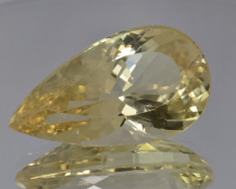 76.51 Cts Natural Yellow Spodumene (Triphane) Top Quality Gem