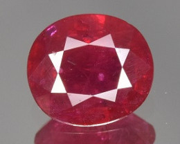 AIG Cert 1.20 Pigeon Blood Ruby From Burma
