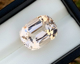 26.95 Carats Sherry Color topaz loose gemstone