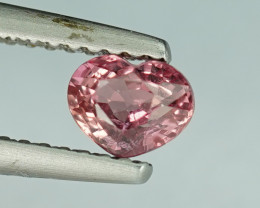 .59CT UNHEATED ORANGE PINK PADPARADSCHA SAPPHIRE $1NR!