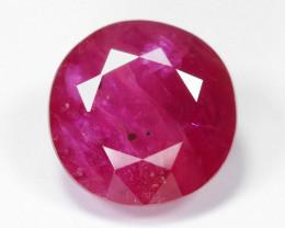 *No Reserve* Ruby 1.66 Cts Pinkish Red Natural Loose Gemstone