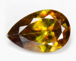 SPHENE 1.39 Cts EXCELLENT COLOR CHANGE NATURAL