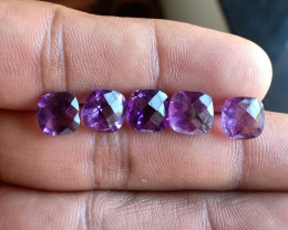 Natural Amethyst Wholesale Parcel 100% Natural Gemstones VA4648