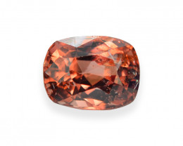 1.073 Cts Stunning Lustrous Burmese Orange Spinel