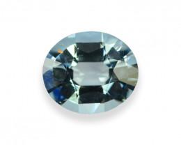 2.047 Cts Stunning Lustrous Natural Aquamarine