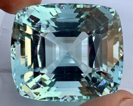 352.25 carat Wonderful Piece of Natural Aquamarine.