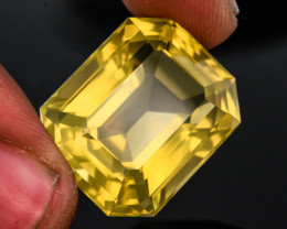 November Birthstone 29.40 Ct Natural Citrine ~ Africa