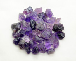 400 CT Beautiful Rough Amethyst From Africa