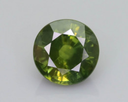 Green Sapphire 1.93 ct  Untreated Thailand Mined  SKU.36