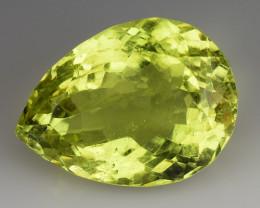 13.07 Cts Awesome Quarts Fine Quality Gemstone Q7