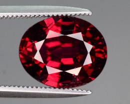 Top Quality 3.60 ct Red Garnet ~ MS