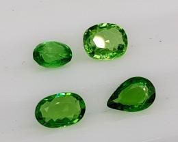 1.55Crt Rare Tsavorite Garnet Natural Gemstones JI03
