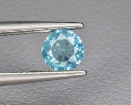Natural Apatite 0.63 Cts Excellent Paraiba Color Gemstone