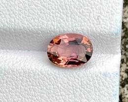 1.540 CTS Pink Tourmaline Gem