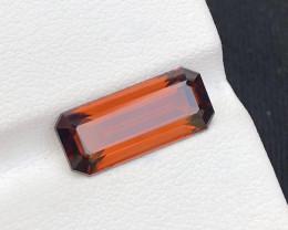 Rarest 8.00 Carat Top Quality Loupe Clean Bastnasite Gemstone