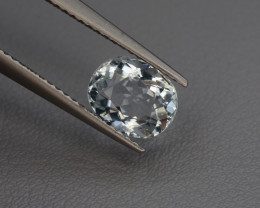 Natural Aquamarine 1.35 Cts Top Luster