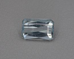 Natural Aquamarine 1.36 Cts Top Luster