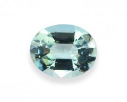 1.961 Cts Stunning Lustrous Natural Aquamarine
