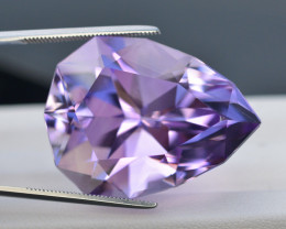 Quality Cutting  46.20 Ct Sparkling Color Natural Amethyst