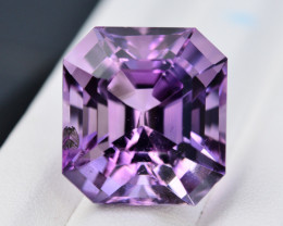 Quality Cutting  26.35 Ct Sparkling Color Natural Amethyst