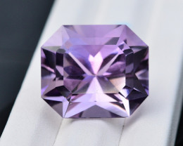 Quality Cutting  33.70 Ct Sparkling Color Natural Amethyst
