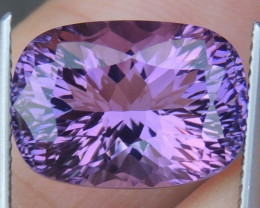 9.24cts, Amethyst,  Top Cut, Clean, Untreated,