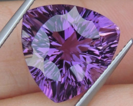 10.50cts, Amethyst,  Top Cut, Clean, Untreated,