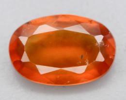 Top Color 1.90 ct Natural Hessonite Garnet ~ T