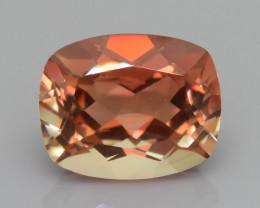 Oregon Sunstone 2.71 ct Rich Imperial Orange Hue SKU-12