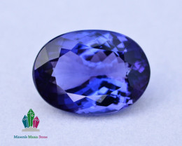 Presenting Class Piece of Tanzanite D Block 19.00 Carat
