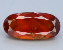 Top Color 2.95 ct Natural Hessonite Garnet ~ T