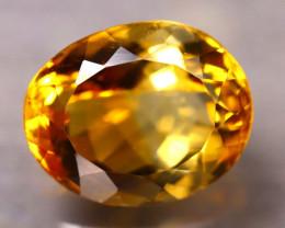 Citrine 5.30Ct Natural VVS Golden Yellow Color Citrine D1609/A2
