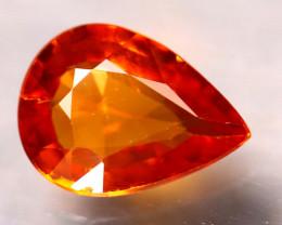 Spessartite Garnet 1.47Ct Natural Orange Spessartite Garnet  D1613/B34
