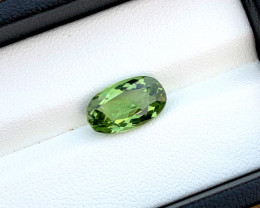 3.93 CTS NATURAL UNHEAT GENUINE LUSTROUS CHROME DIOPSIDE