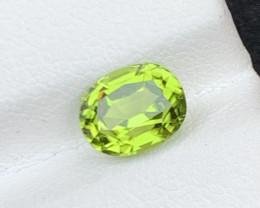2.25  Carats  Natural  Peridot Gemstone