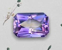 Quality Cutting  28.60 Ct Sparkling Color Natural Amethyst